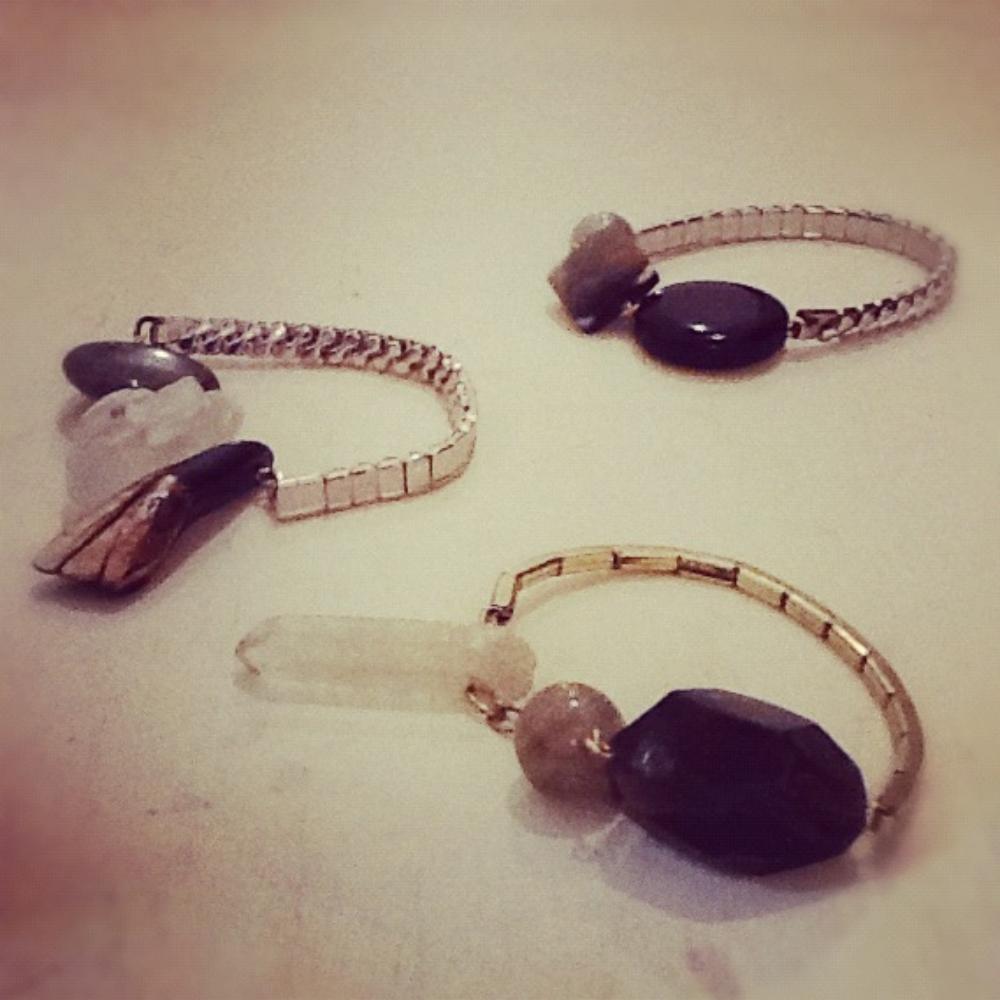 &c. Jewelry bracelets $55-$70