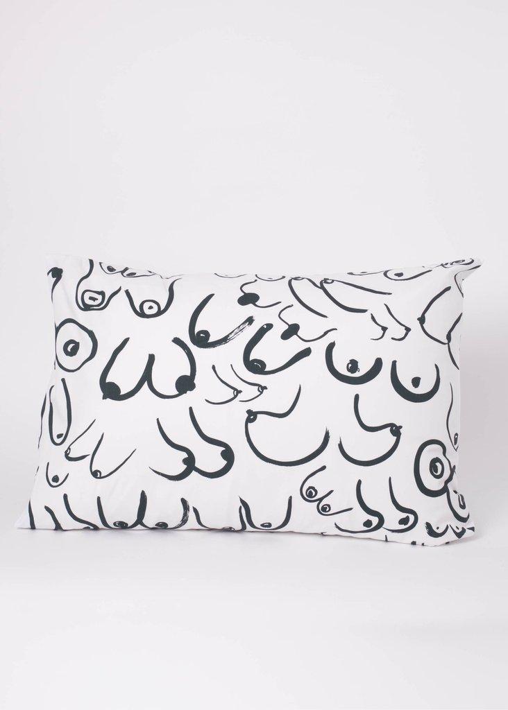 Boob Pillowcase
