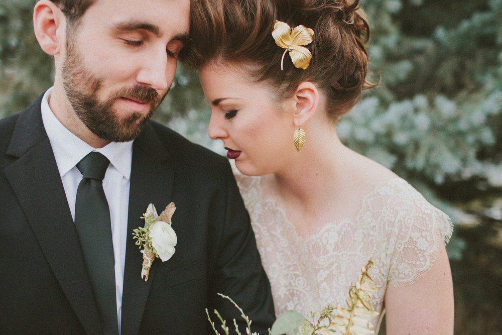 Wedding Hair + Makeup + Fashion Styling