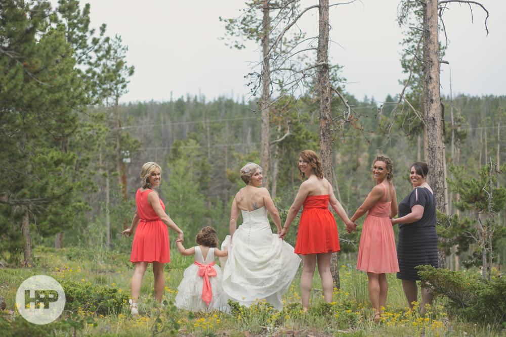 photography >> Harper Point || wedding dress >> Encore Bridal || venue >> Beaver Meadow Resort Lodge