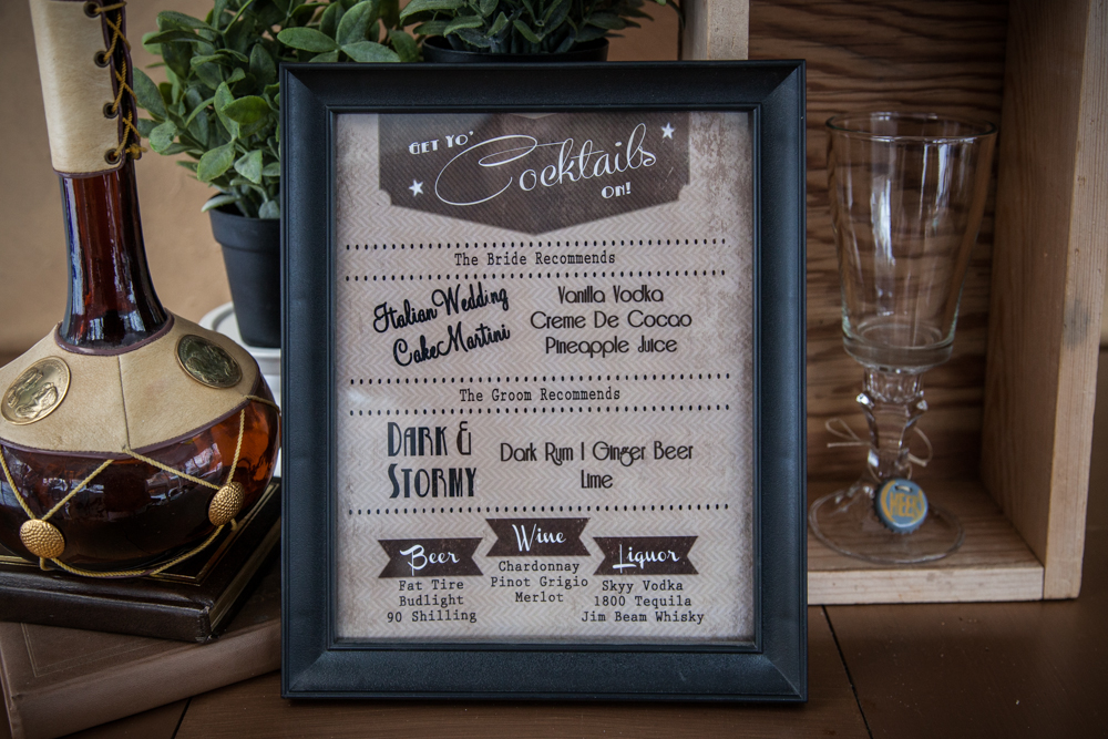 8x10 cocktail sign, digital download.  purchase  here .