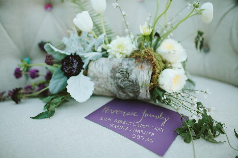 ph: Cassie Rosch, florals: Lace & Lilies.