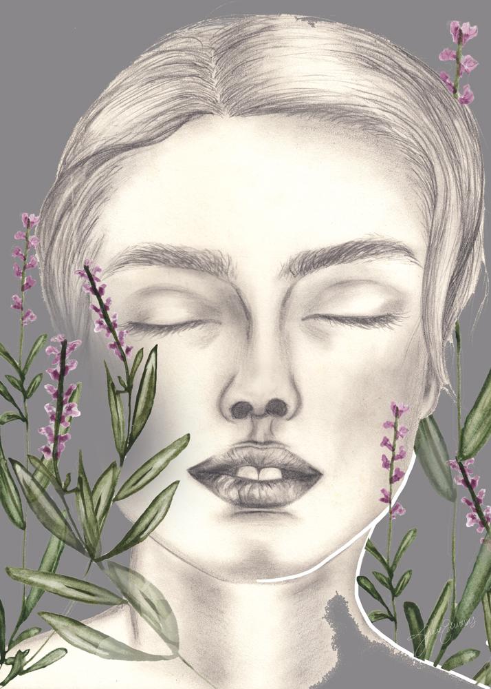 Beauty-B&W pencil-with-Lavender watercolor3-CMYK.jpg