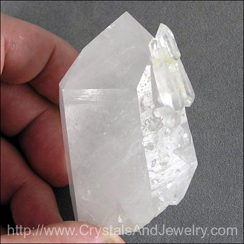 Double Dolphin Crystal Example