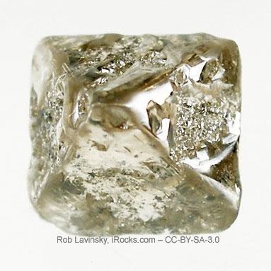 Natural Diamond Crystal