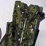 Epidote Crystal Example