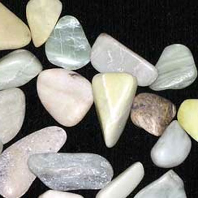 Infinite Stone in Variety of Natural Colors