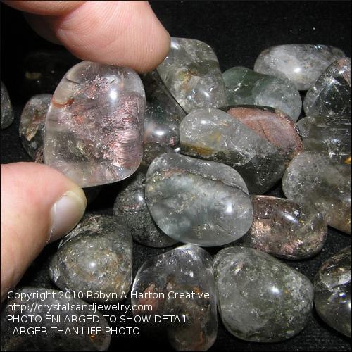 Lodolite Tumbles Example