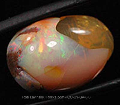 Fire Opal Example