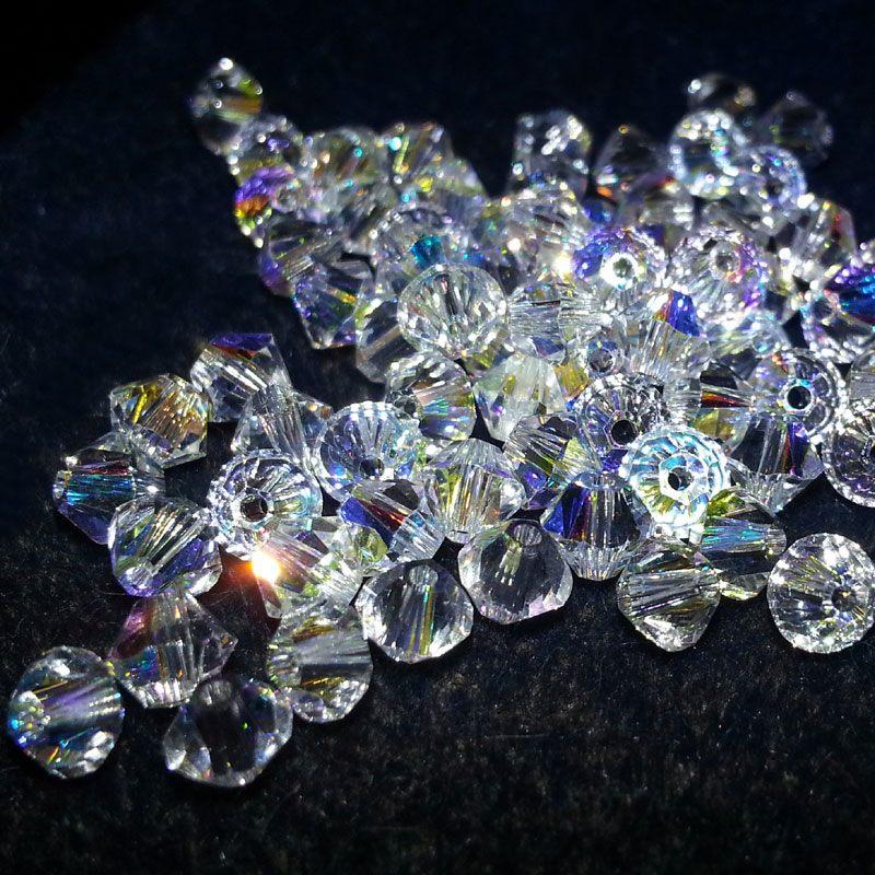 AB Crystal Swarovski Crystals Example