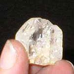 Silver Topaz Crystal