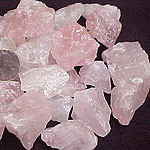 Example Rose Quartz Stone