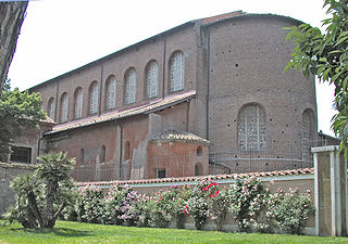 Santa Sabina in Rome has selenite windows.