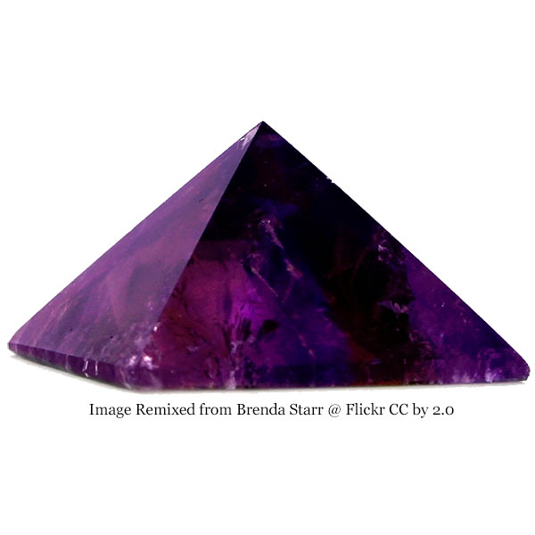Pyramid for Attraction Energy