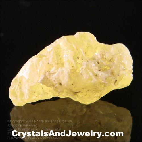 Sulphur (Sulfer) Example