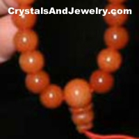 Red Aventurine Example