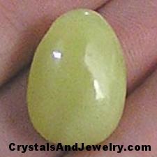 Yellow Bowenite Example