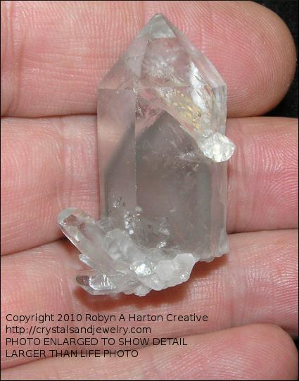 Gray Phantom Crystal Example