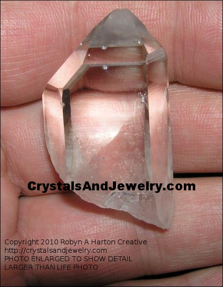 Example of a Tabby Crystal