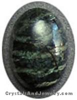 Zebra Stone - Serpentine VarietyExample
