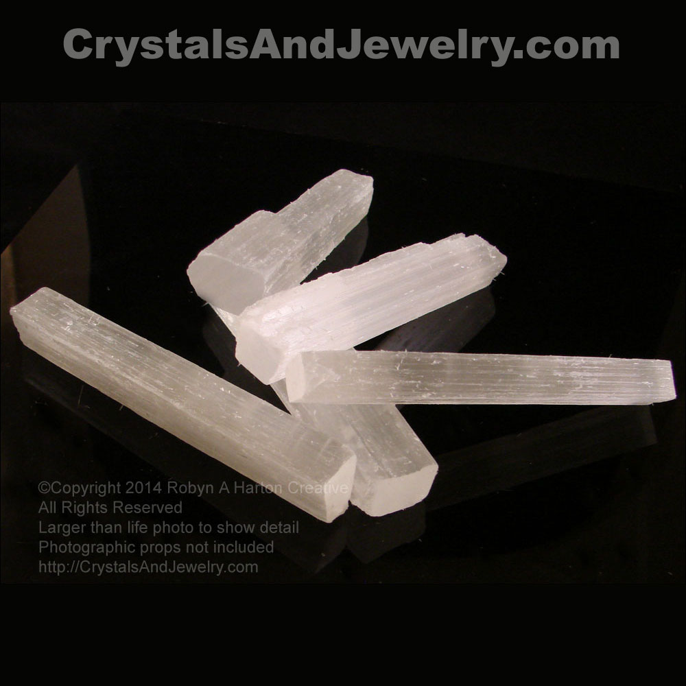 Selenite Example