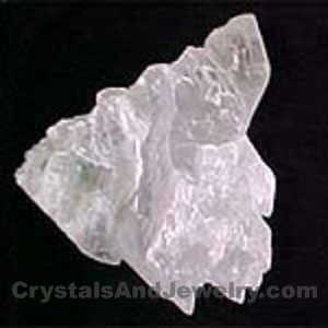 Selenite is one of my faorite stones for clearing other crystals.