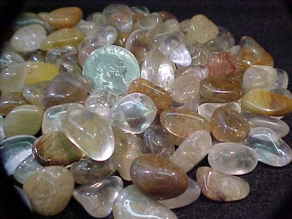 Rutilated Quartz Example