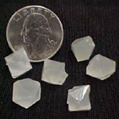 Beta Quartz Crystals Example