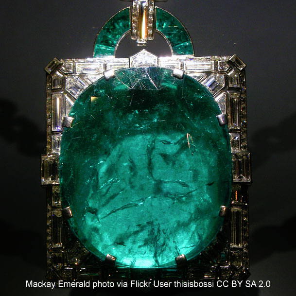Mackay Emerald photo by Flickr user thisisbossi CC BY SA 2.09
