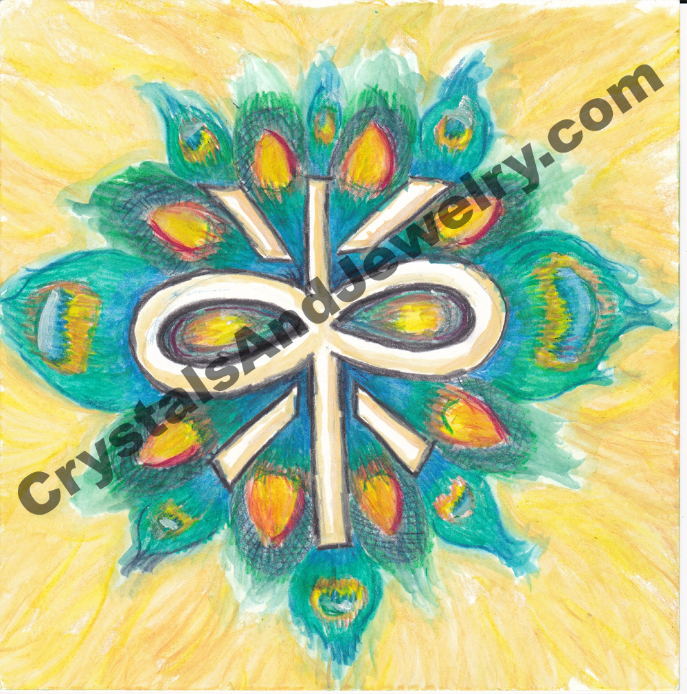 Seichim Symbol Original Art