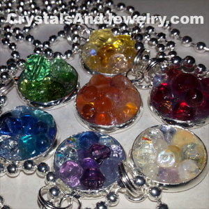 Chakra Jewelry Examples