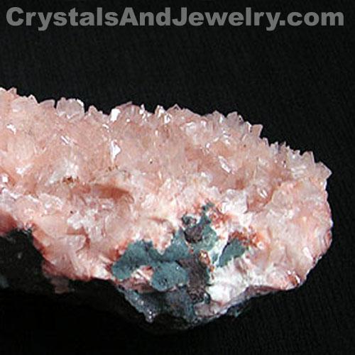 Heulandite is a Type of Zeolite
