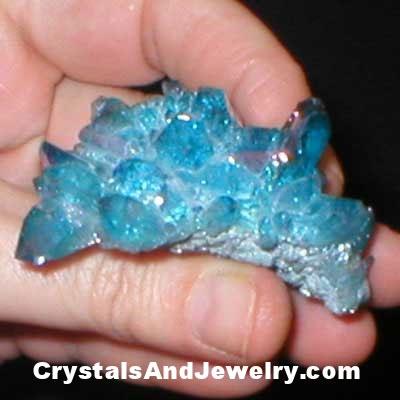 Exquisite Crystals even has Aqua Aura!