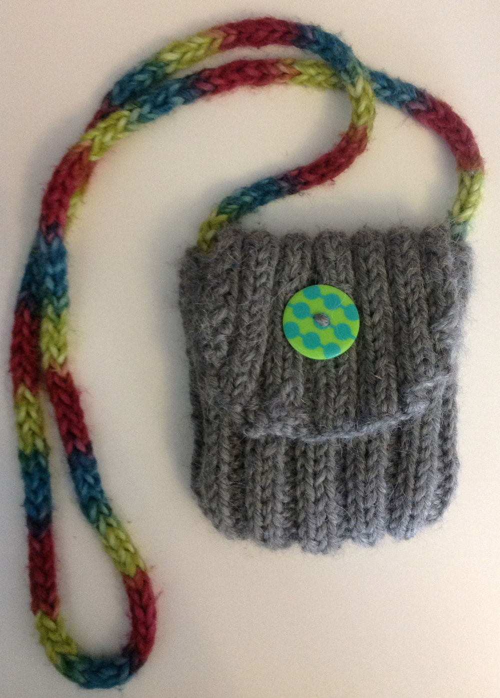 Karole Kurnow Small Knitted Bag.jpg