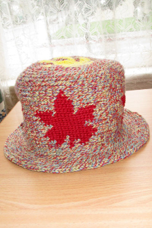 Karole Kurnow Maple Happy Hat.jpeg