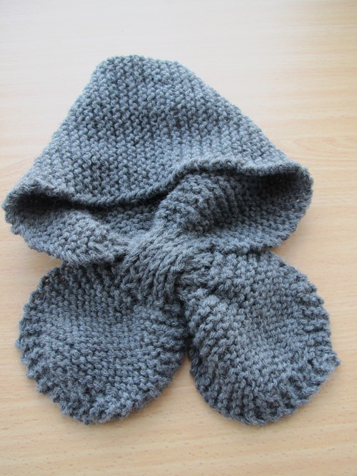 Neck Warmer Knitting Pattern : Knitted Neck Warmer (Free Pattern)   Karole Kurnow