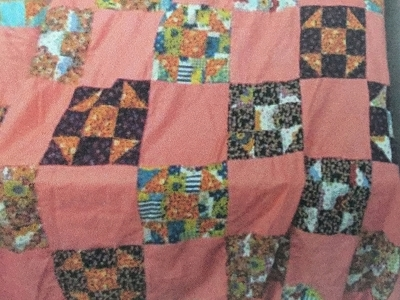 It was hard to tell the quality of the quilt from a grainy online photo (courtesy of shopgoodwill.com)