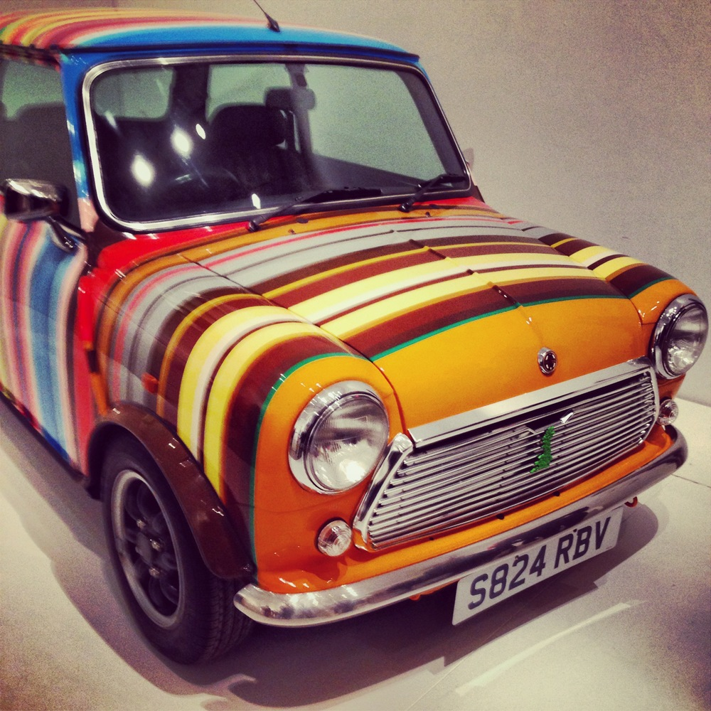 Paul Smith Strip Mini
