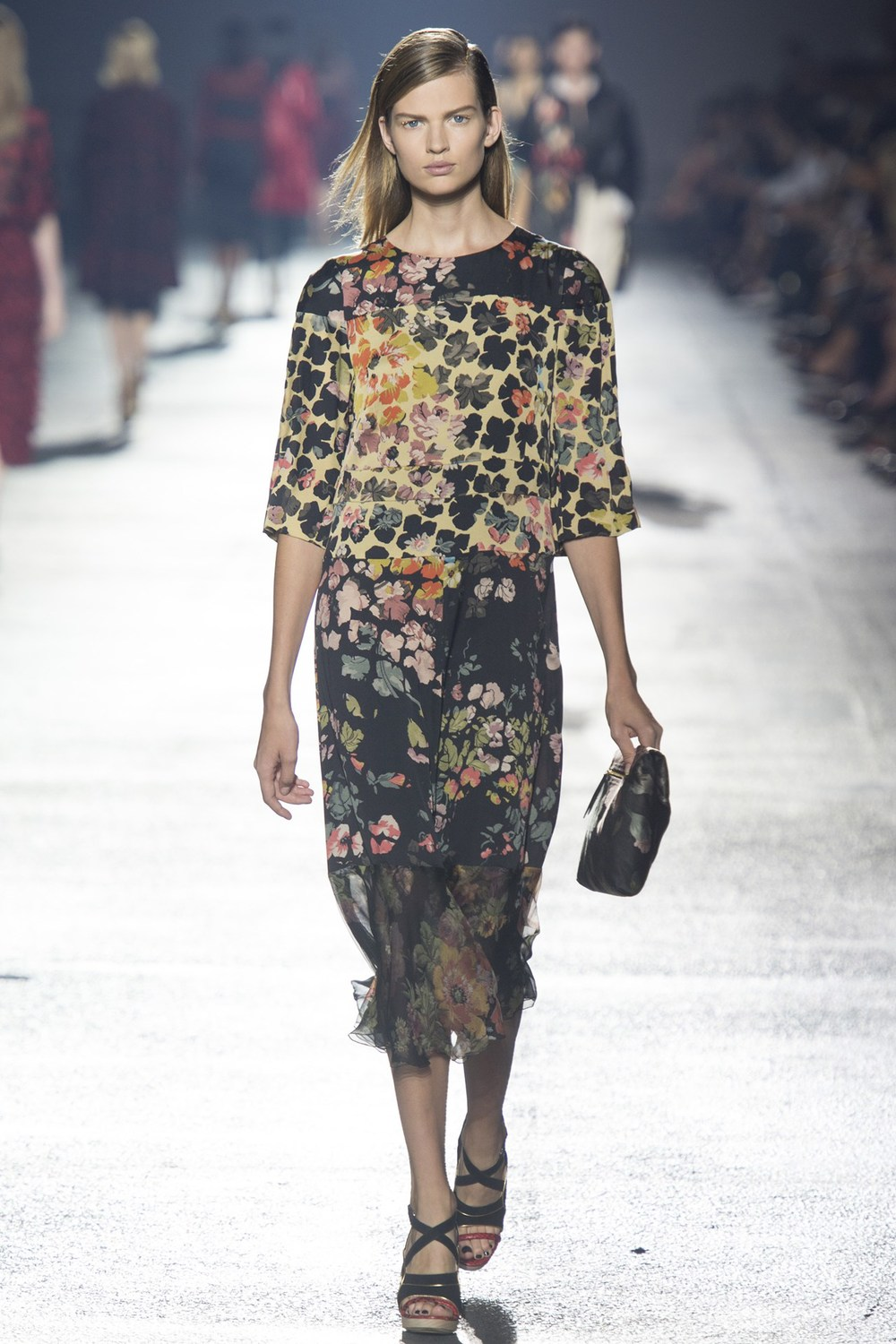 Dries Van Noten Spring Summer 2014