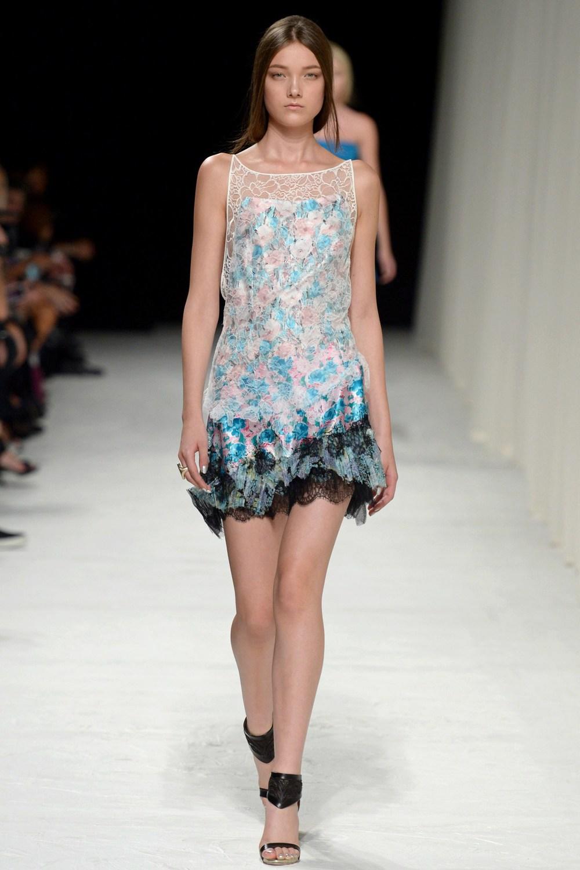 Nina Ricci Spring Summer 2014