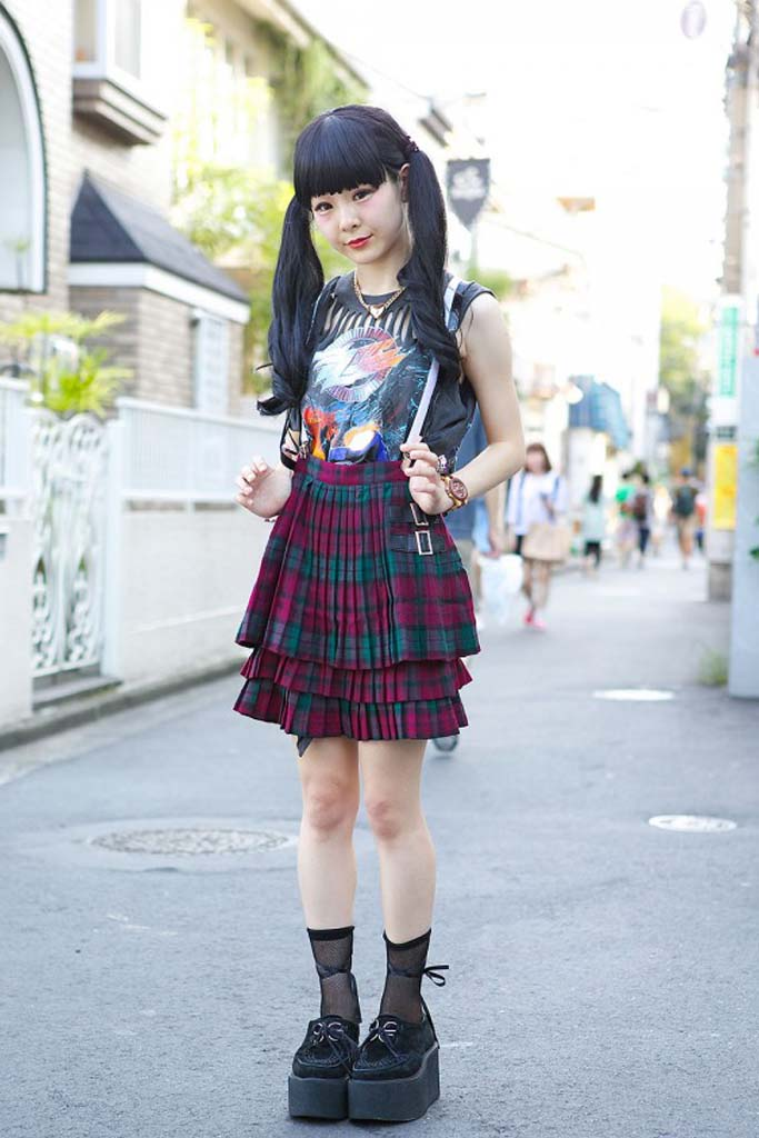 Japanese Girls Fashion 2014 Korean or Japanese fashion