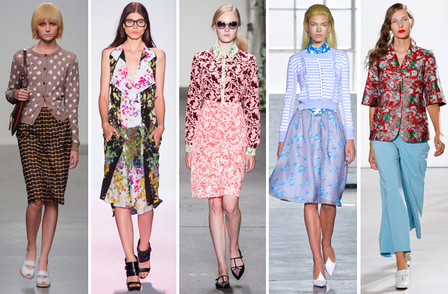 The Quirky Outfit Trend as seen @ NYFW