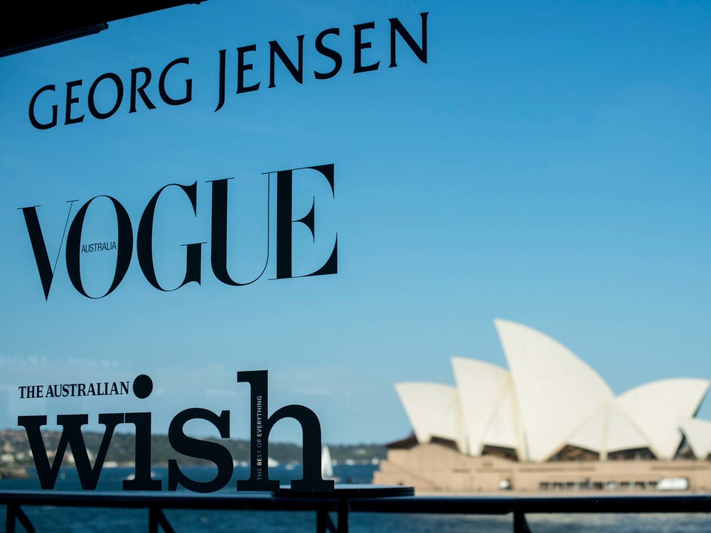 Georg Jensen Dinner Quay Restaurant, photo courtesy of Georg Jensen