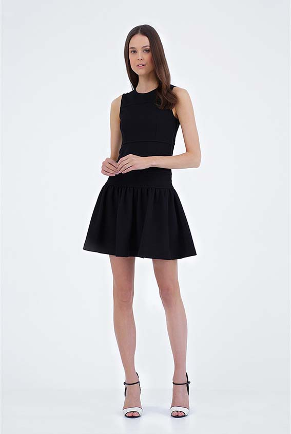 Country Road Fit and Flare Dress, Country Road, $149AUD