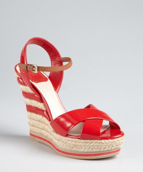 Christian DiorEspadrille Sandals, Bluefly, on SALE for approx $540.20AUD