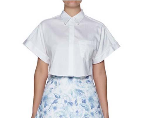 LOVER® Crop Symbol Shirt, LOVER®, $295AUD