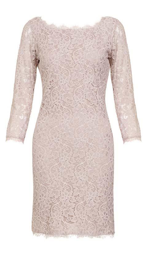 Diane Von Furstenberg Zarita Lace Dress, Neiman Marcus, approx $380.20AUD
