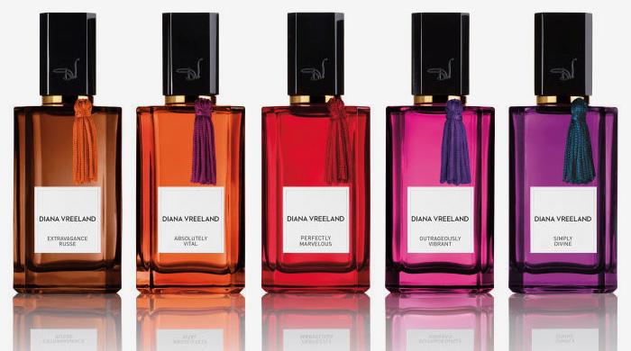 Diana Vreeland Perfume