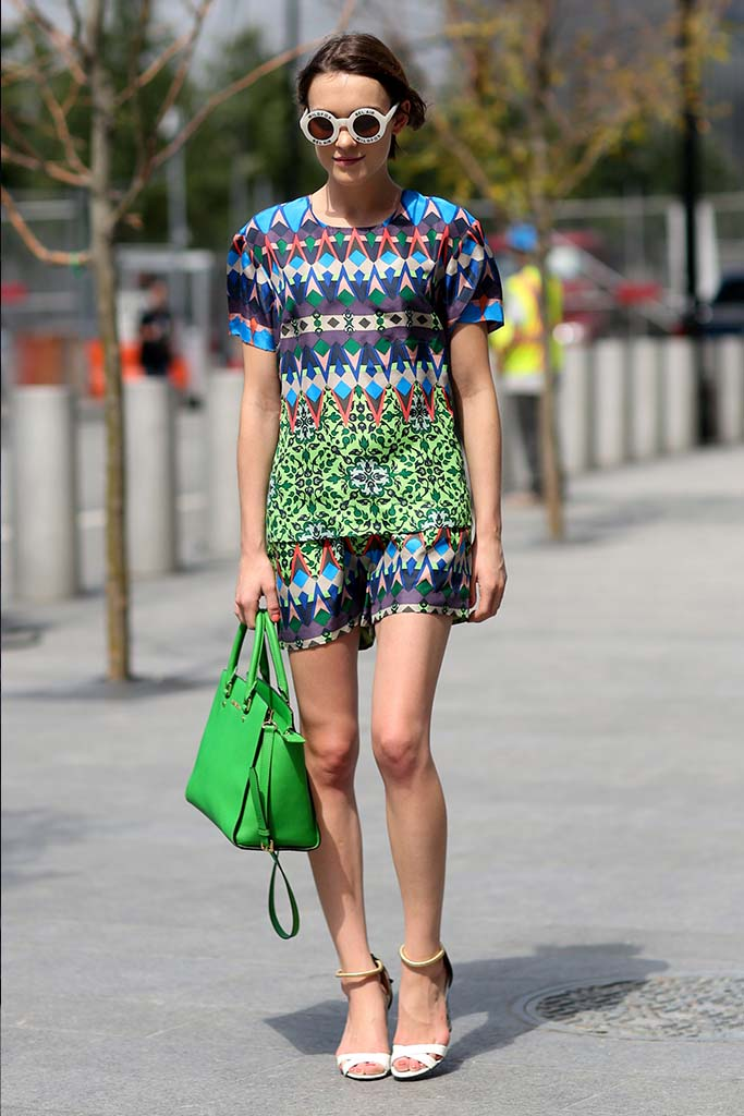New York Fashion Week Spring Summer 2015 Street Style