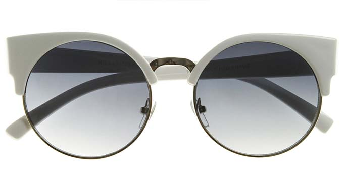 Vintage Round Cat Eye Sunglasses, ShadesDaddy, $24.95US
